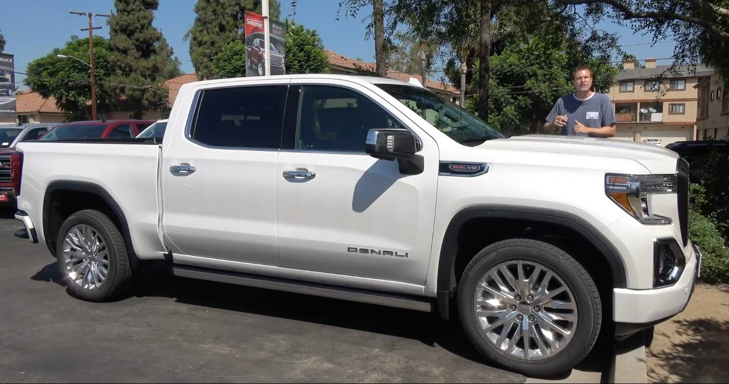 2019 Gmc Sierra Denali Proclaimed The Best Luxury Truck Out There