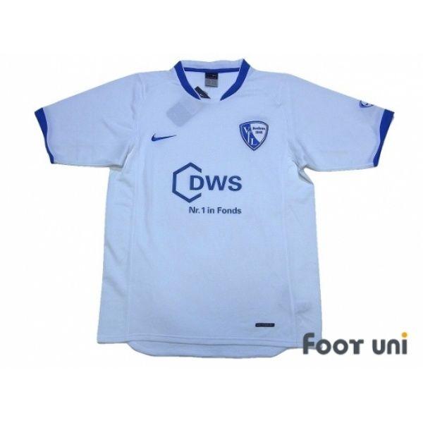 13a6a8d6ef9 Photo1  Bochum 2006-2007 Away Shirt w tags nike - Football Shirts