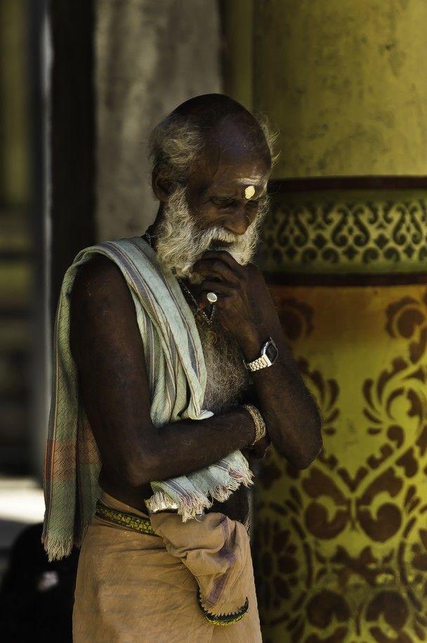At the Selva Sannidhi Murugan Kovil (Hindu Temple) in ...
