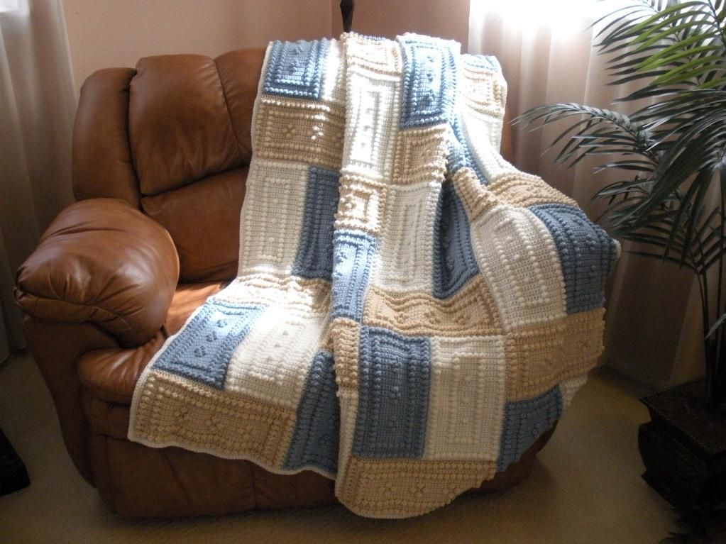 COZY Blanket via Craftsy $5