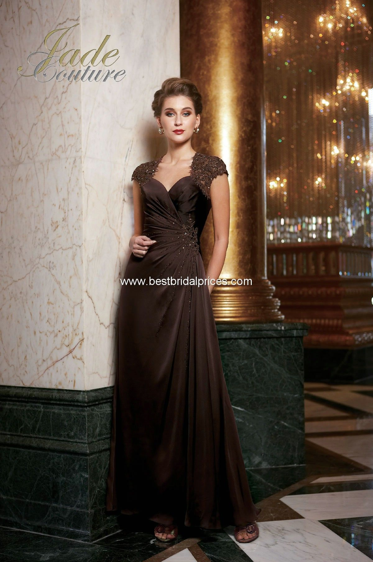 Jasmine Jade Couture Mothers Dresses - Style K2283