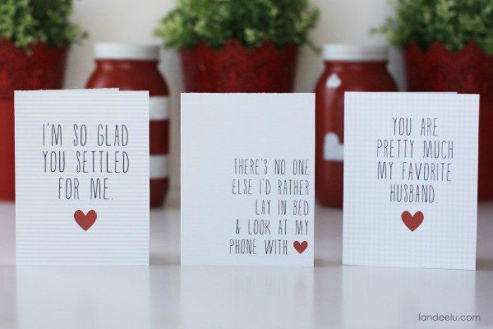 DIY Thursday: Awesome Valentines for the Ones You Love