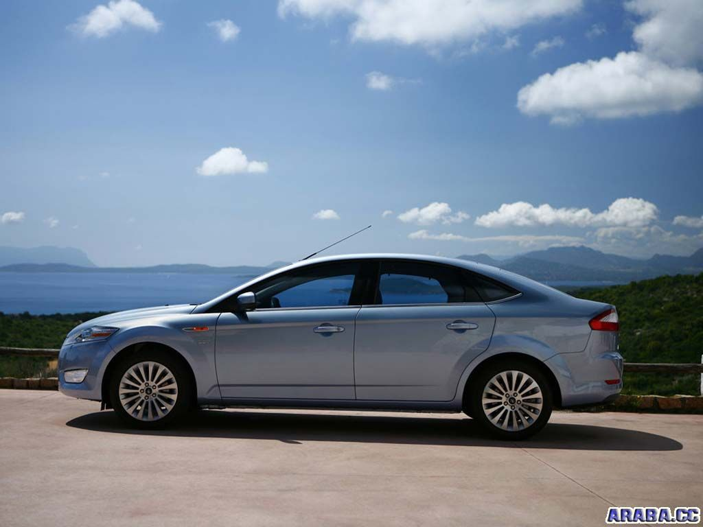 2007 ford mondeo wagon concept 2007 ford mondeo car. Black Bedroom Furniture Sets. Home Design Ideas
