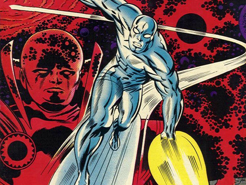 Comics Wallpaper Classic Silver Surfer Silver Surfer Comic
