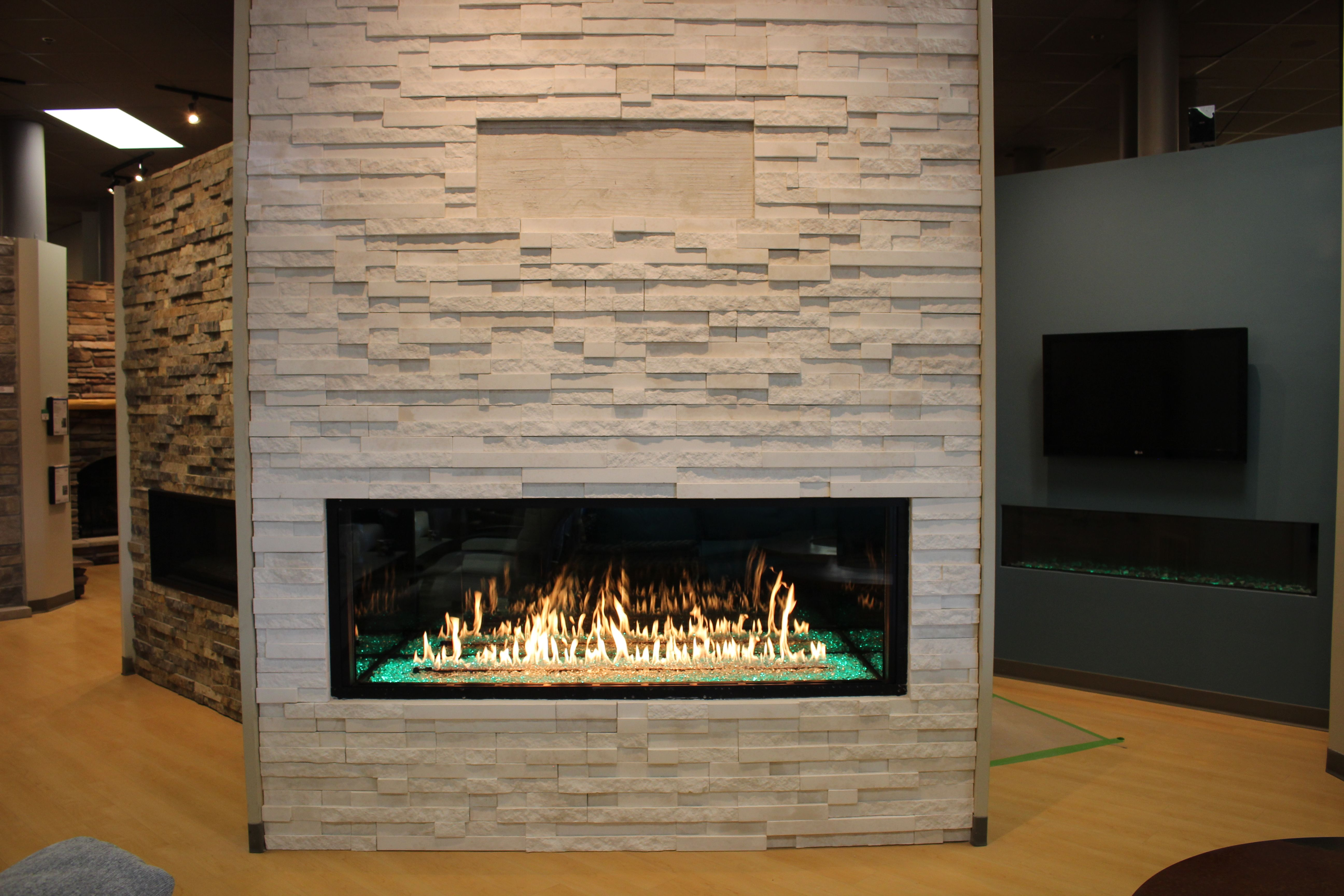 Linear Gas Fireplaces Like The Stellar Galaxy Will Take Your Home