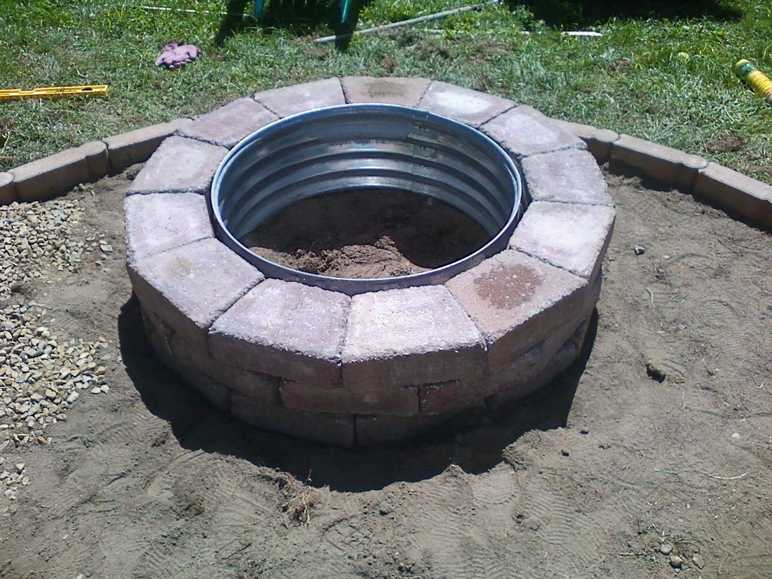 Fire Pit Ideas DIY Images. Build Your Own Stone Fire Pit Now [COOL]