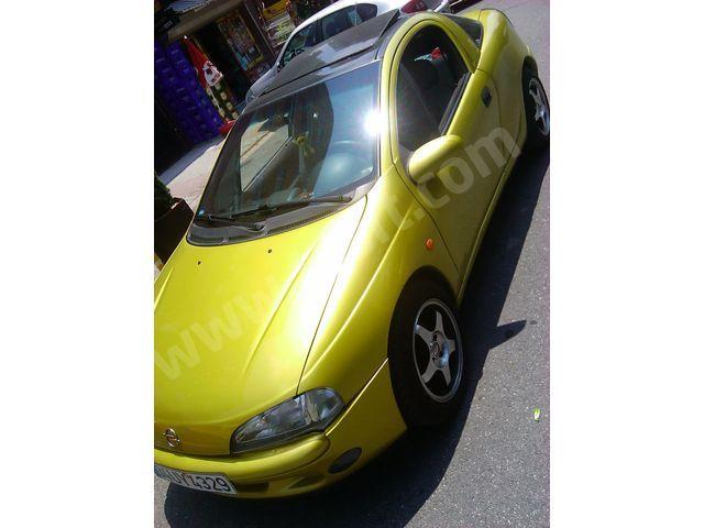 Opel Tigra 1 6 16v 2 El Otomobil Istanbul 11 750 Tl 4868337 Tasit Com Araba Otomobil