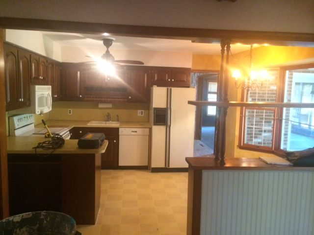 I remodeled my kitchen! Take a look - Imgur