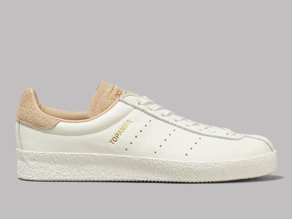Adidas Topanga Trainers Off White