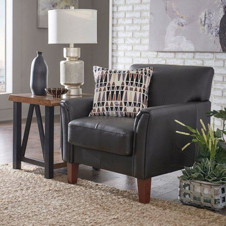 Home Accent Chairs For Living Room Living Room Accents Leather