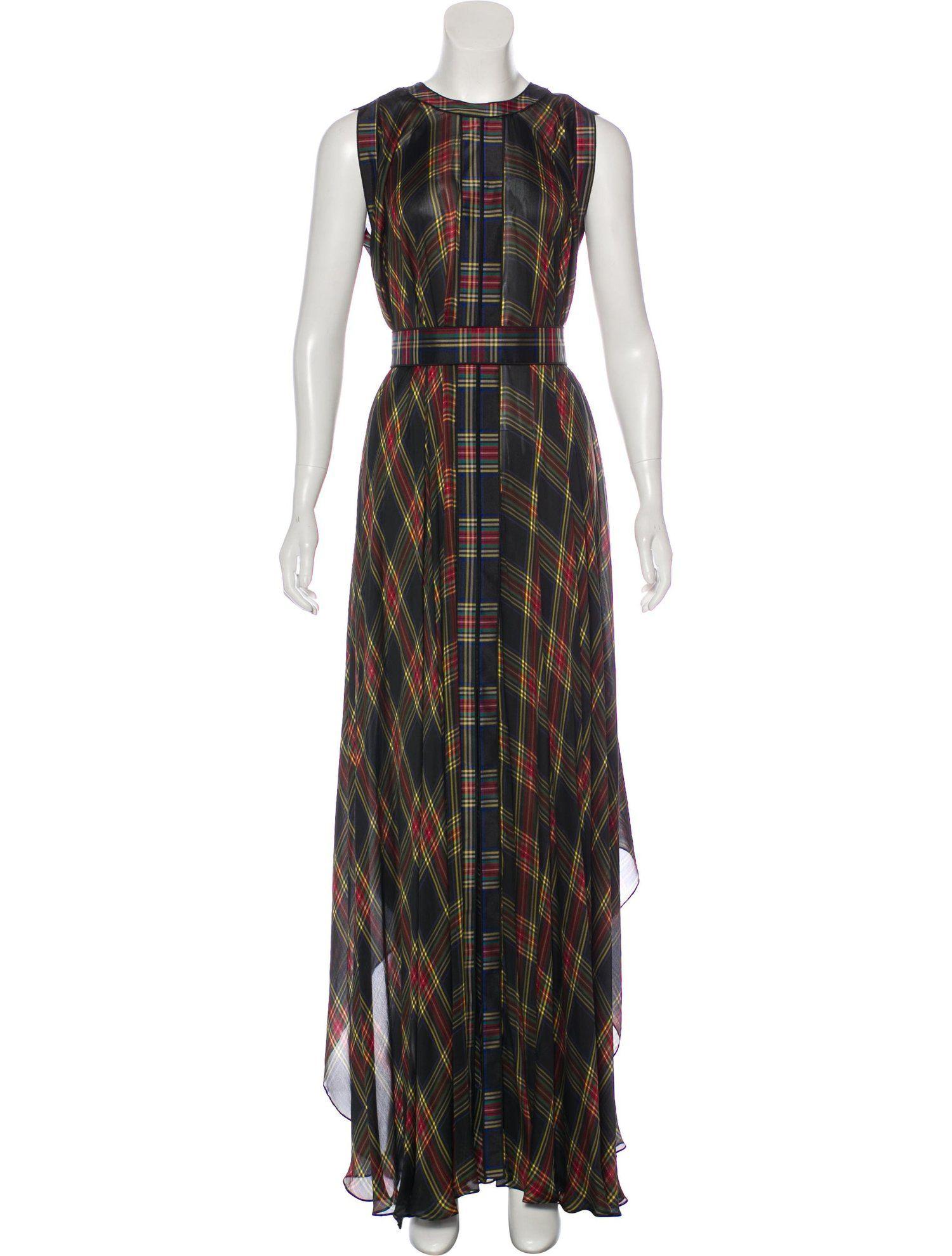 7c5d8737dde0 Maison Rabih Kayrouz Printed Maxi Dress w  Tags - Clothing - MKY20340