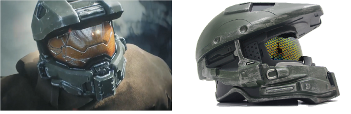 Xcoser Costumes Halo 5 Helmet From X Cosplay Com Halo