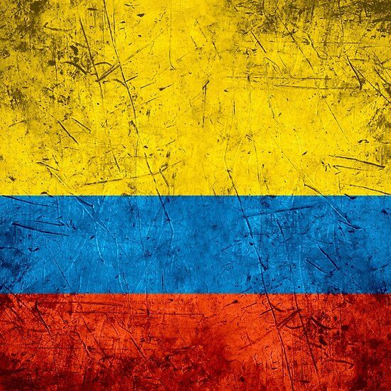 'Colombia! I lost my heart in a beautiful country'