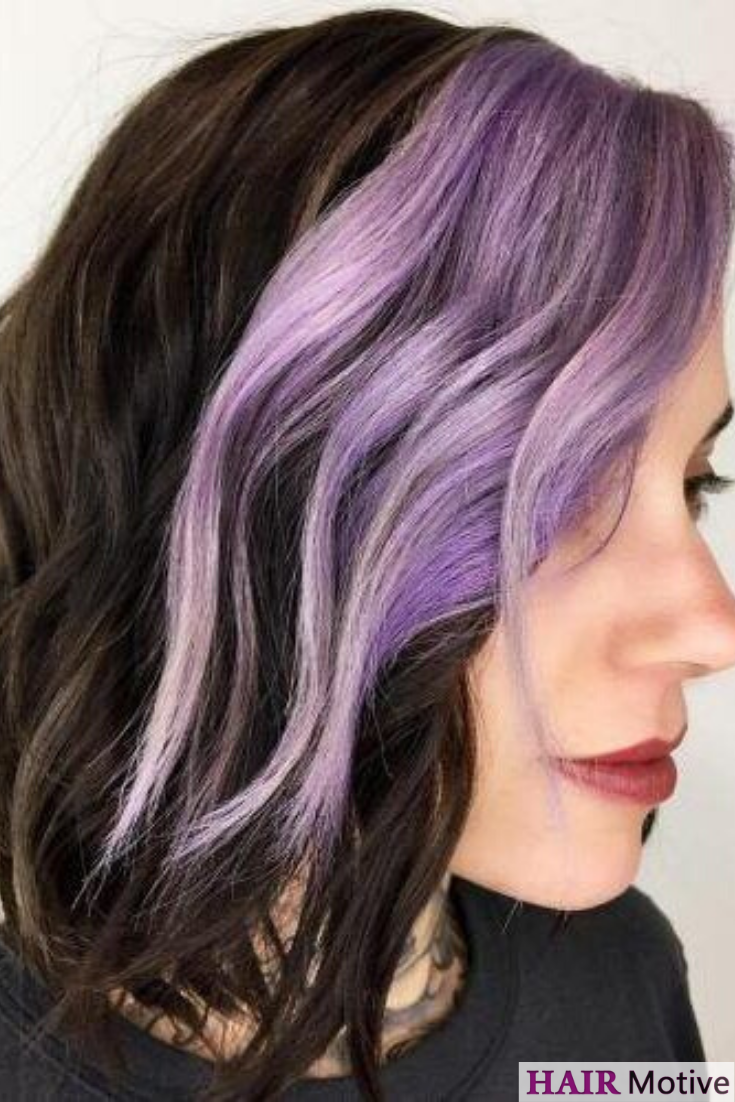 Pin On Two Tone Hair Ideas