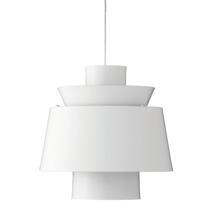 Stylish Clean Scandinavian Lampe Lamper Hvid