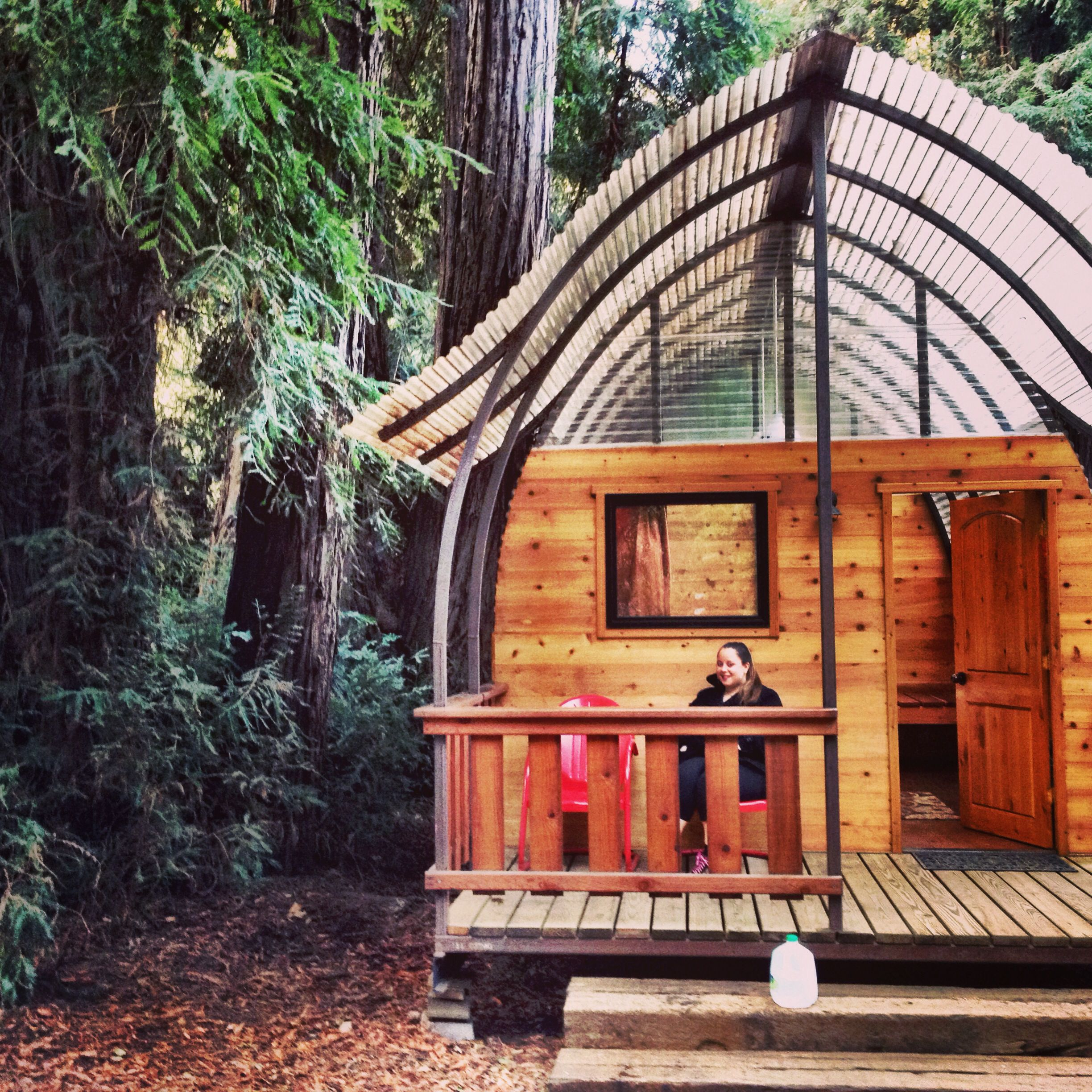 big sur campgrounds and cabins born to travel