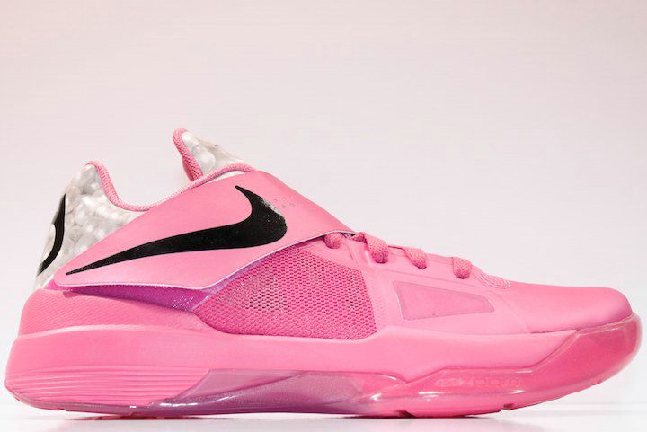 9e7fd7b5189 Breast Cancer Awareness Nike KD