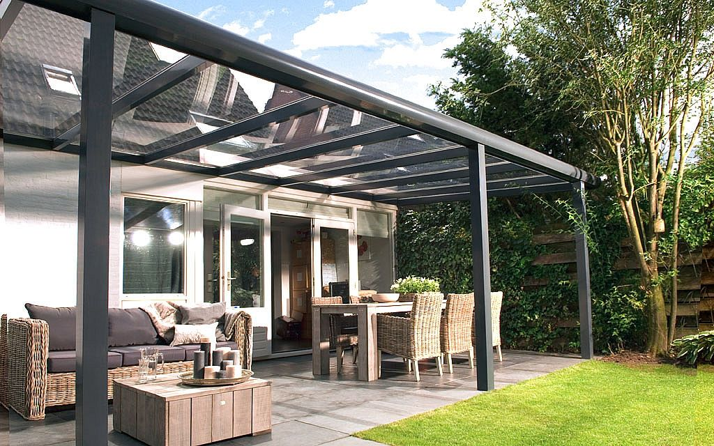 terassenuberdachung aluminium, terrassen uberdachung aluminium vorteile – nomadx, terrassen ideen, Design ideen