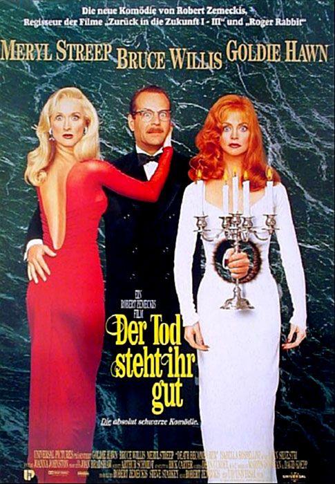 Poster zum Film: Tod steht ihr gut, Der (Best Movies Comedy)