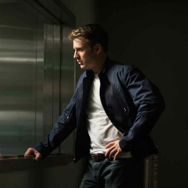 Chris Evans - The Winter Soldier