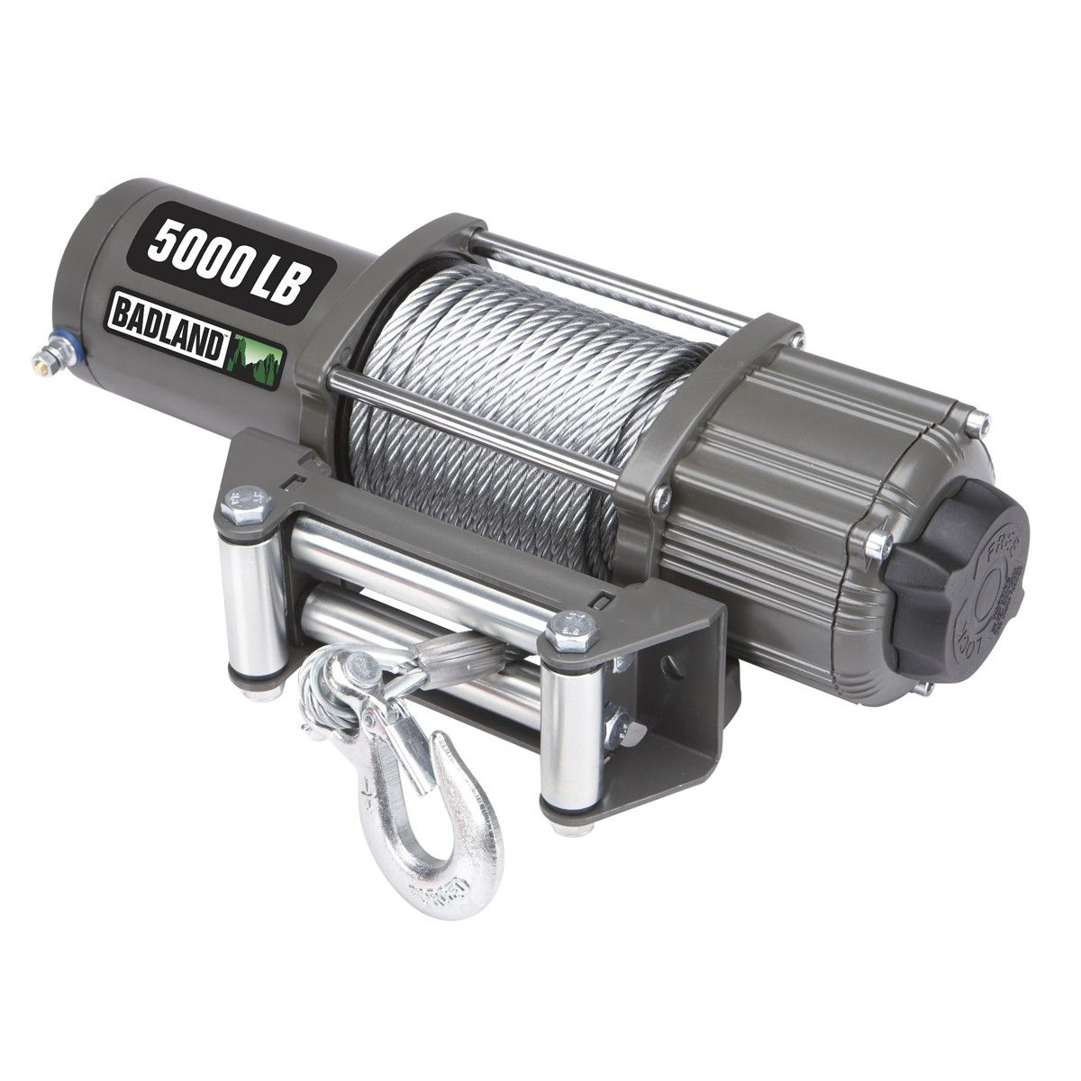 5000 Lbs  ATV/Utility Electric Winch with Automatic Load