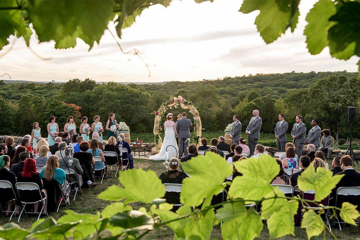Vineyard Weddings Preston Ridge Vineyard Hartford