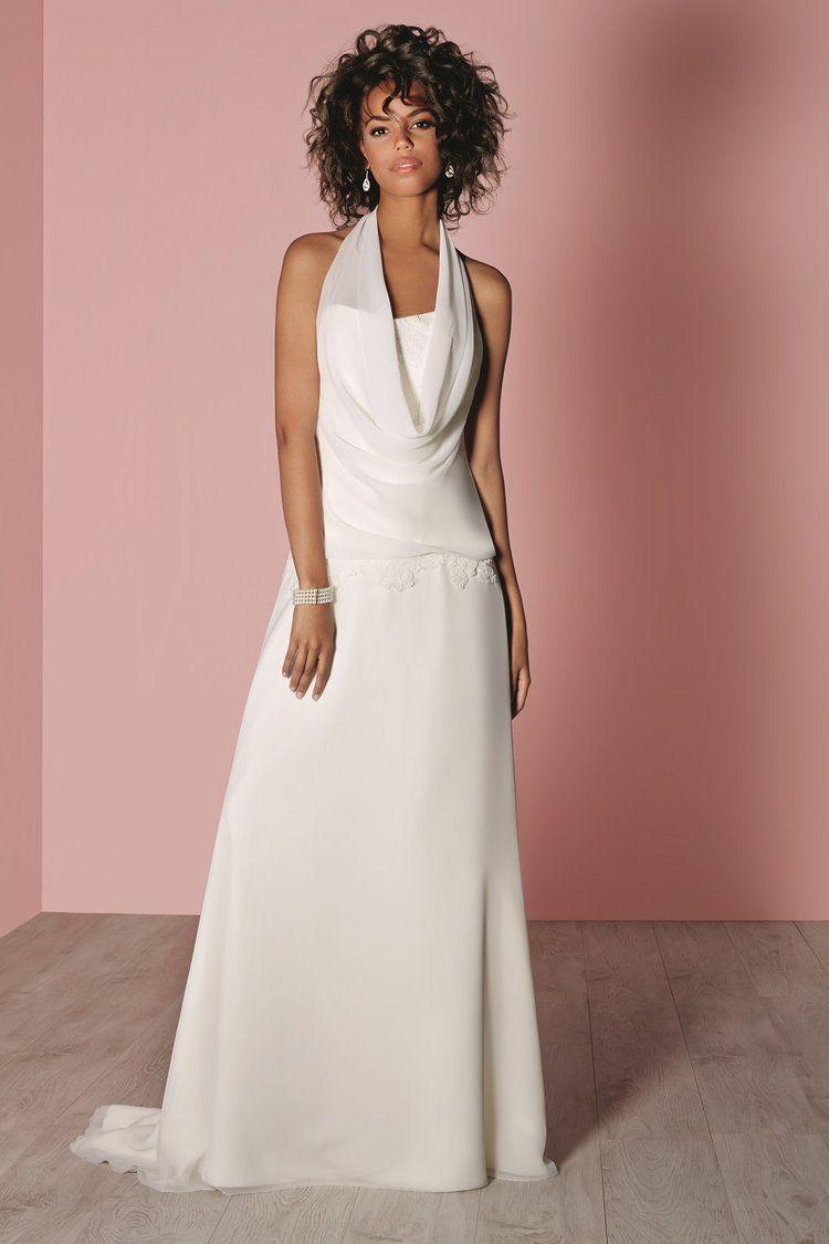 Robe de mariée Lourose de Tati : petit prix pour bel effet   Robes ...