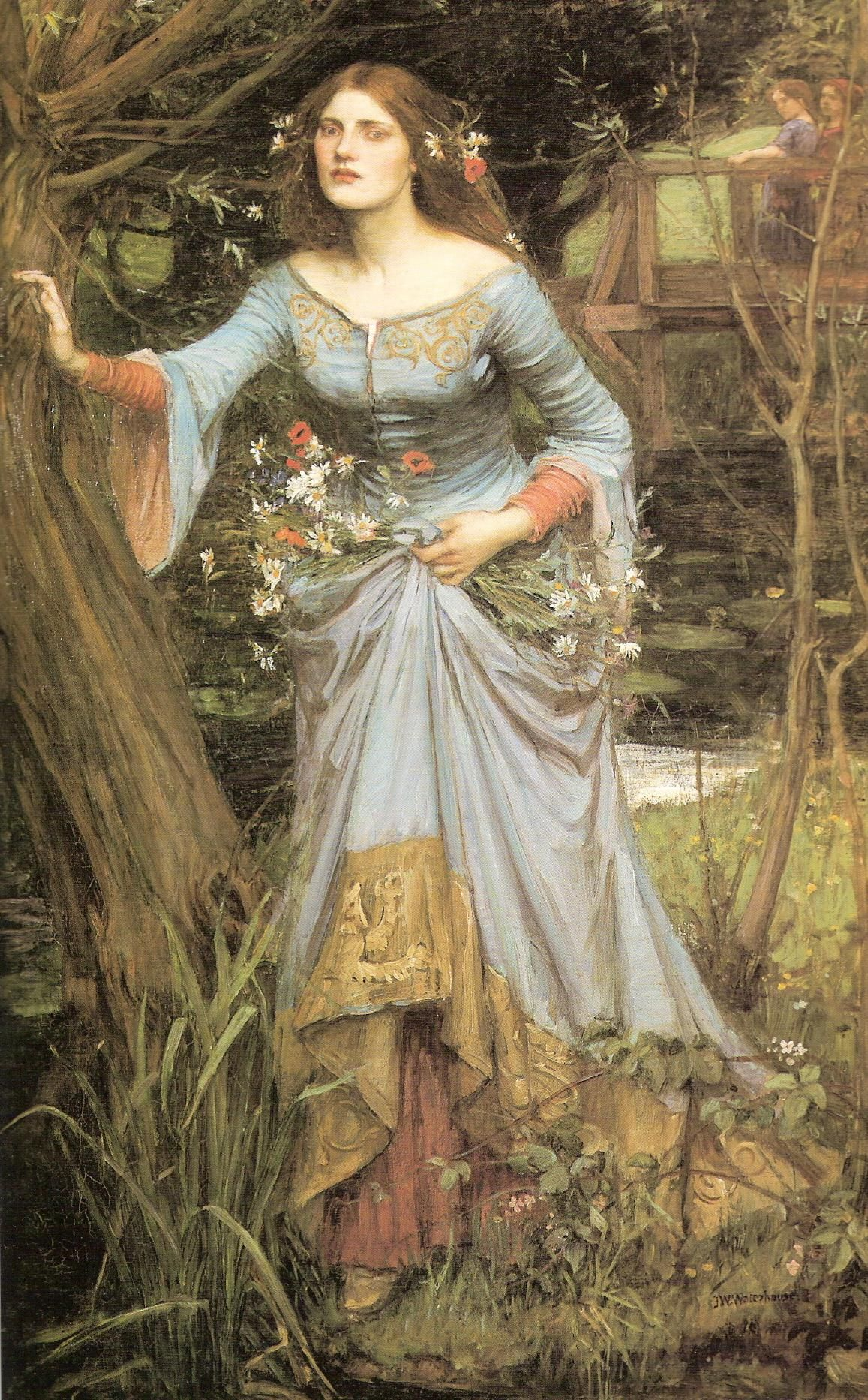 Ophelia - John William Waterhouse