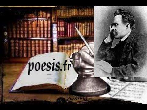 Citation Nietzsche Ainsi Parlait Zarathoustra : Friedrich nietzsche ainsi parlait zarathoustra youtube audio