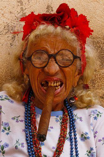 Grandma Habana