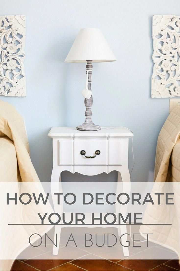 How To Decorate Your Home On A Budget Here I M Revealing All My