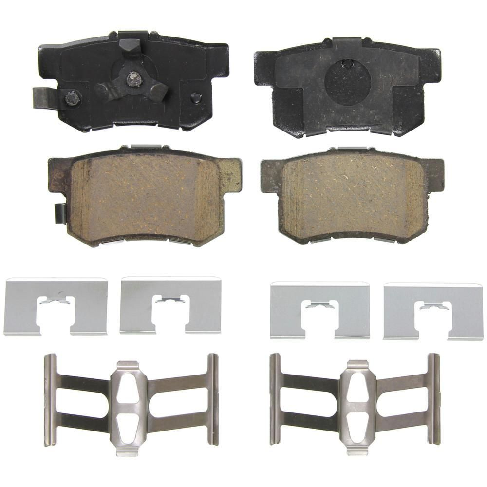 Rear Ceramic Brake Pad Set For Toyota RAV4 2005-2015