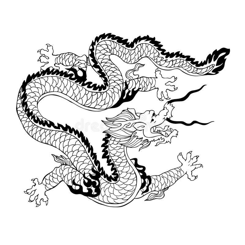 Gerelateerde afbeelding   Chinese dragon tattoos, Adult ...