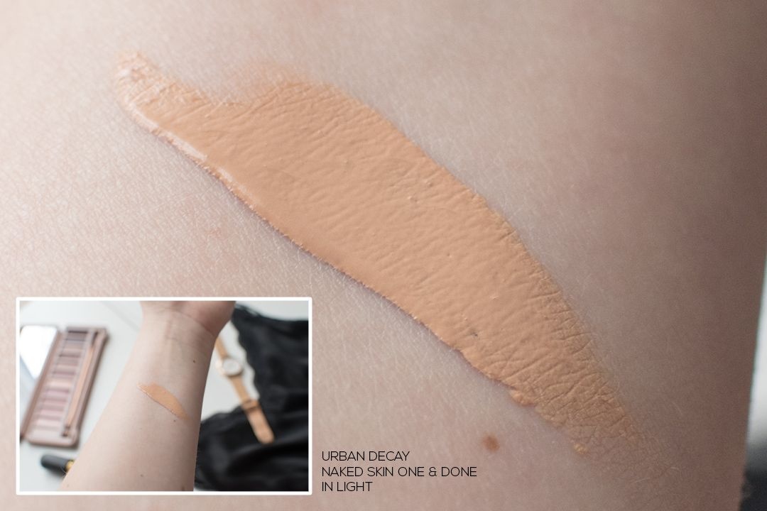 Naked Skin One & Done Hybrid Complexion Perfector by Urban Decay #20