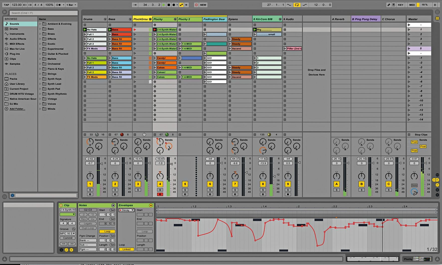 Ableton Live 10 Intro (download) | Toys | Ableton live