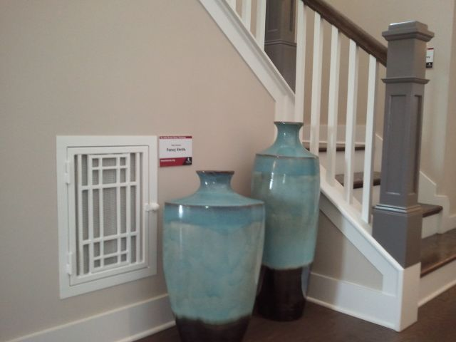 Decorative Vent Covers | Cold Air Return Vent Covers: Fancy Vents ...