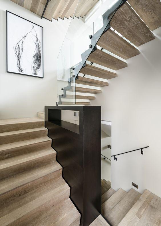 Escaleras modernas 2018 Escaleras modernas, Escalera y Escaleras - Diseo De Escaleras Interiores