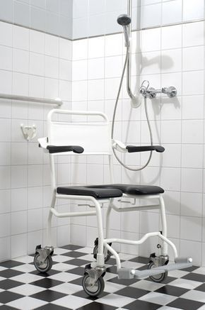 handicap shower chair - Spencer hospital needs this Corron