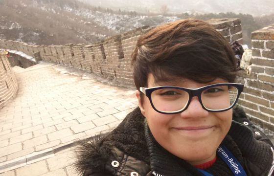 Ismart - 'Intercâmbio me deixou inspirada', diz aluna do Ismart que foi para a China