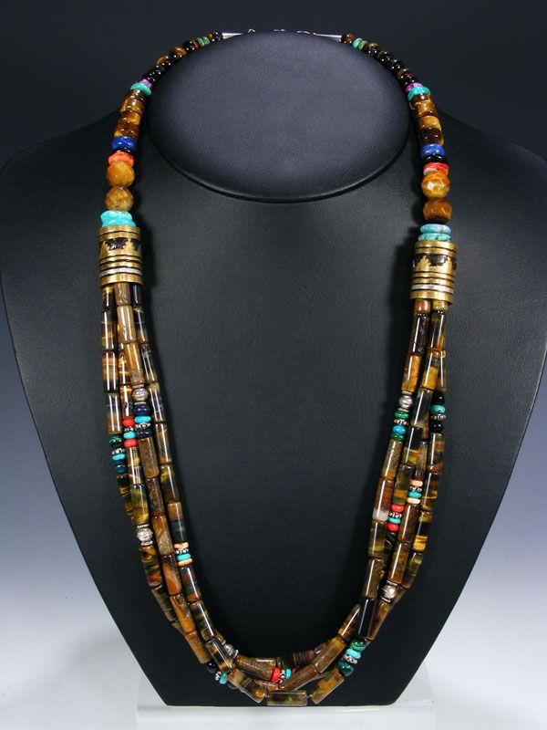 Tommy Singer Bead Necklace Beaded Necklace Jewelry
