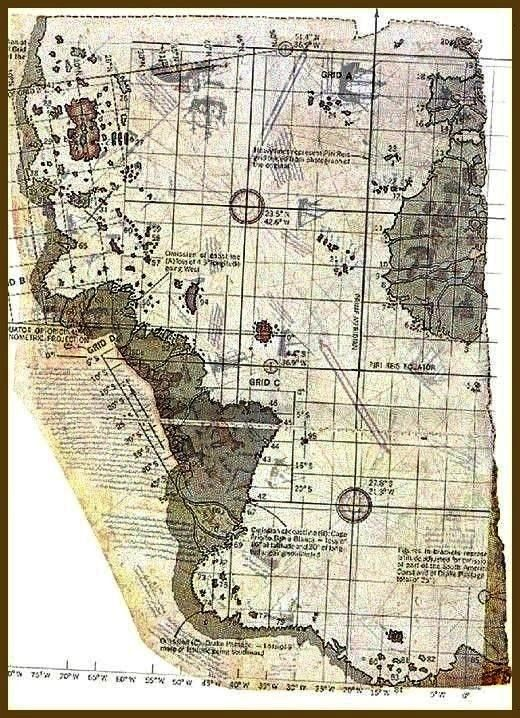 Evidence of Past Polar Shifts This article explores the Piri Reis Map and lost civilizations Past Polar Shifts ice ages and how they came to be How these ancient people c...