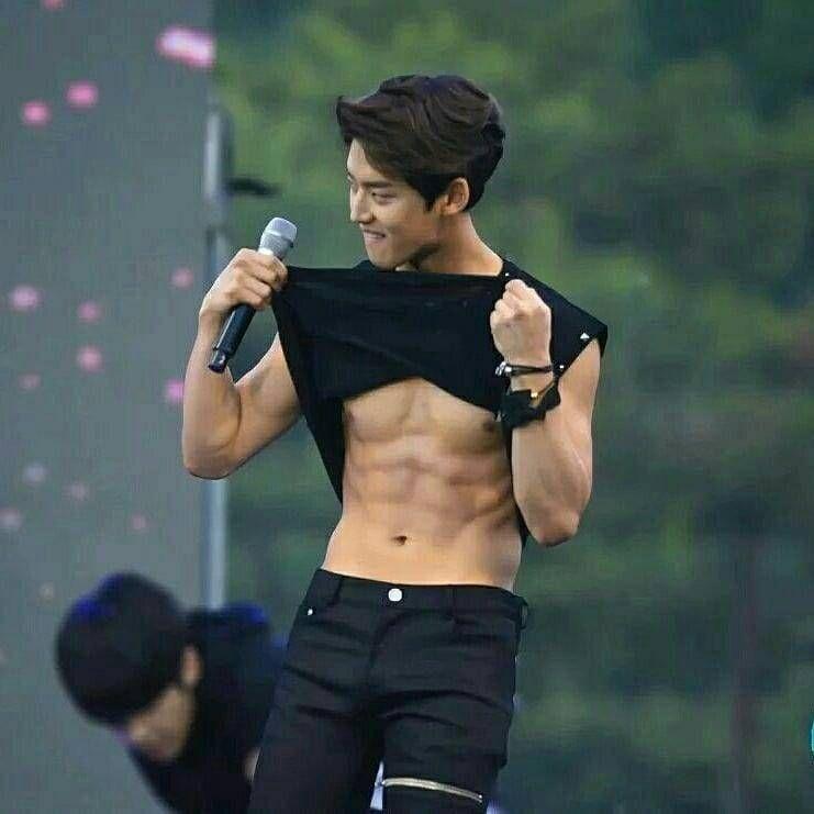Hongseok Tumblr Pentagon Pentagon Hongseok Jungkook Abs
