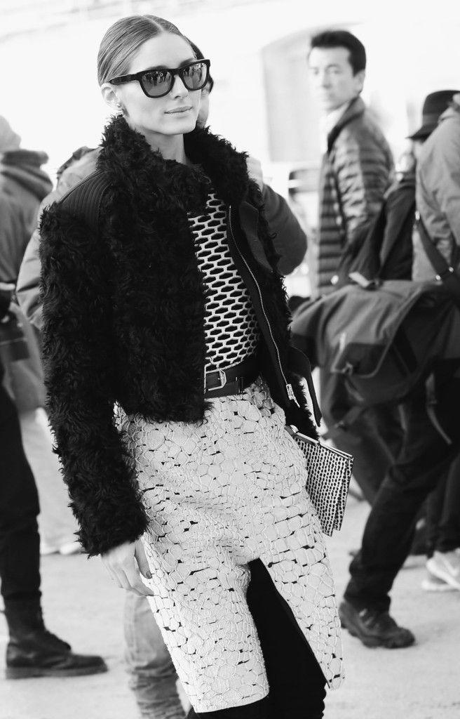 Olivia Palermo Photos Photos: Arrivals at the Nina Ricci ...