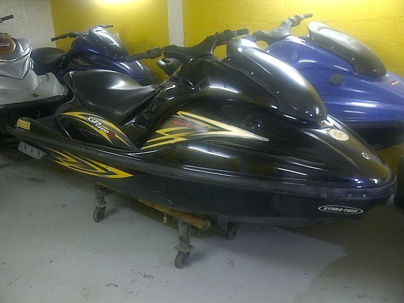 Dubizzle Abu Dhabi Wakeboarding Ski Boat Yamaha Gpr 1300 For
