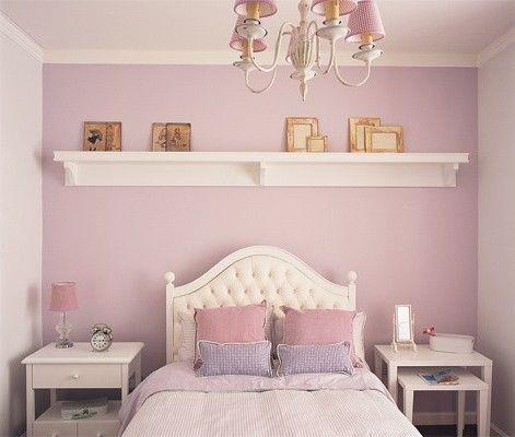 Decoracion dormitorio para ni a de 10 a os blogydeco cuarto de ni a pinterest - Decoracion habitacion de nina ...