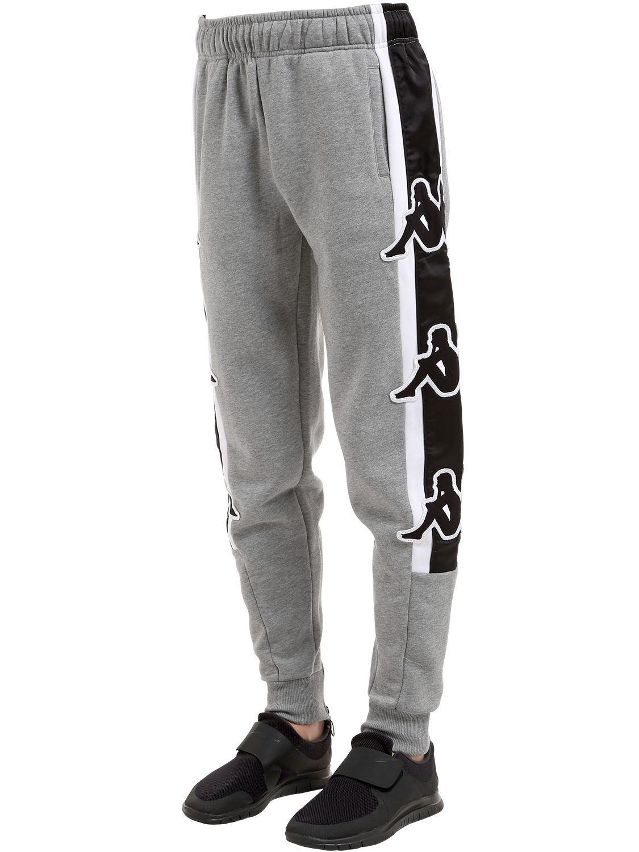 75034209b75fd0 KAPPA Kontroll Big Omini Sweatpants in Grey
