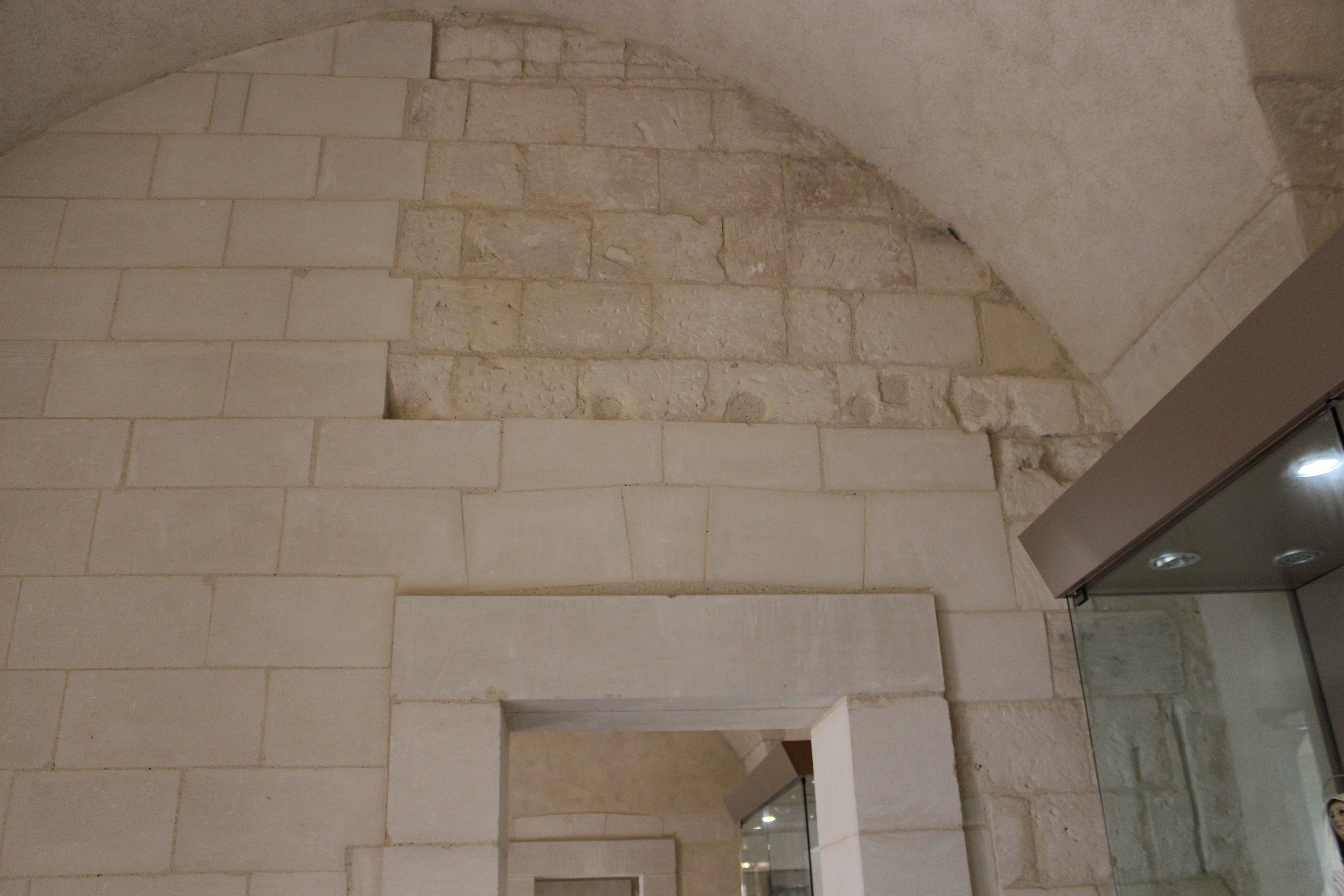 Muri in pietra leccese recupero faccia vista pietra leccese