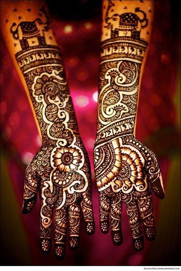 Bridal Mehndi Artist In Surat : Top bridal mehandi designs for hands mehndi