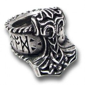 Thor's Hammer ring - the History Channel