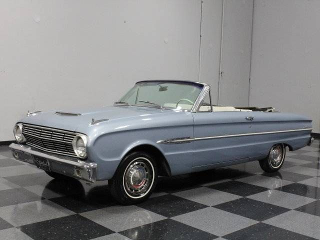 1963 Ford Falcon Convertible For Sale 1674634 Ford Falcon Classic Cars Ford